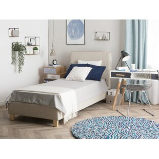 Rayna Upholstered Bed Frame By Ebern Designs