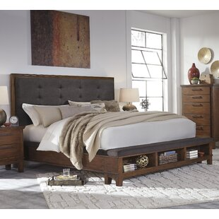 Hylan Upholstered Storage Panel Bed