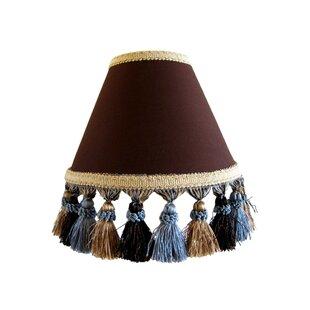 Butterscotch Sundae 11 Fabric Empire Lamp Shade