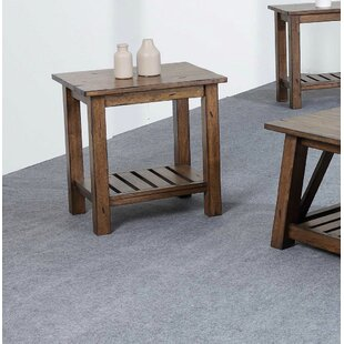 Comparison Rutledge End Table ByRosecliff Heights