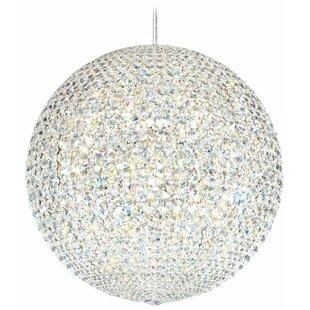 Da Vinci 30-Light Crystal Chandelier by Schonbek