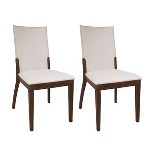 Morgan Side Chair (Set of 2) Latitude Run