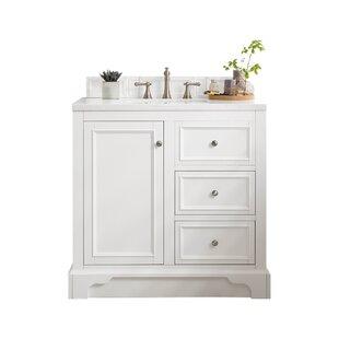 De Soto 37 Single Bathroom Vanity Base by James Martin Furniture