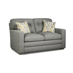 Nitya Button Tufted Loveseat