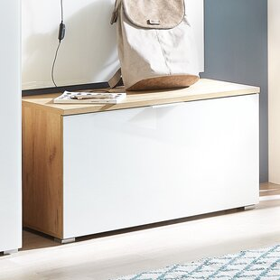 8 Pair Shoe Storage Bench By 17 Stories