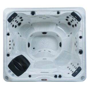 Kingston 7-Person 55 Jet Spa By Canadian Spa Co