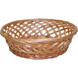 Willow Bread Basket By Brambly Cottage