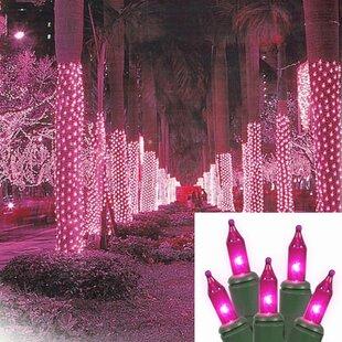Sienna Lighting 70 Light Tree Trunk Wrap Christmas Light String