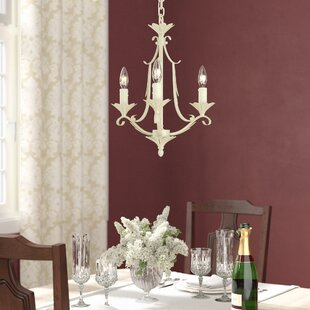 Astoria Grand Pucklechurch 3-Light Candle Style Chandelier