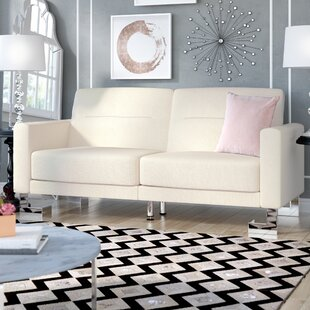 Bargain Binette Foldable Convertible Sofa by Willa Arlo Interiors Reviews (2019) & Buyer's Guide