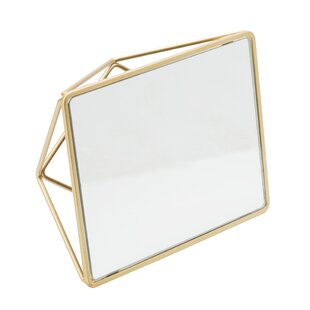 Dame Home Details Makeup/Shaving Mirror By Mercer41