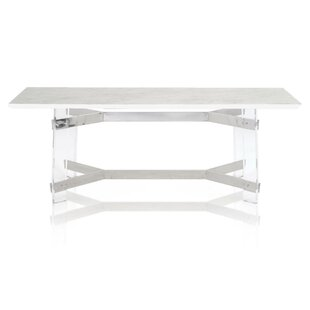 Lynx Dining Table by Orren Ellis Great price