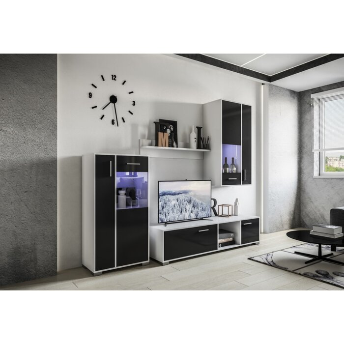 Orren Ellis Dacia Entertainment Center for TVs up to 50 inches
