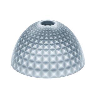 Silk Solid 17.1 Plastic Bowl Lamp Shade