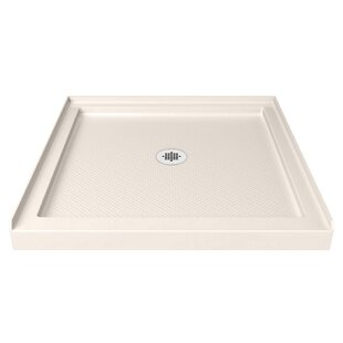 SlimLine 42 inch  x 42 inch  Single Threshold Shower Base