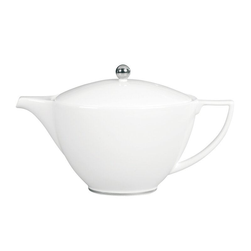 Platinum Fine Bone China Teapot