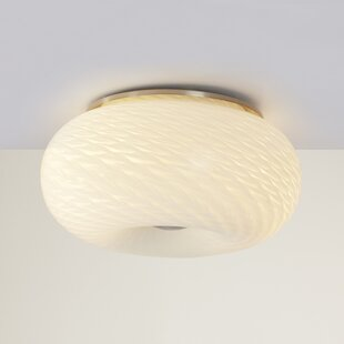 Wade Logan Harlan 2-Light Flush Mount