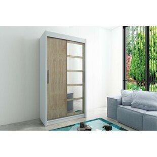 Sukran 2 Door Sliding Wardrobe By Ebern Designs