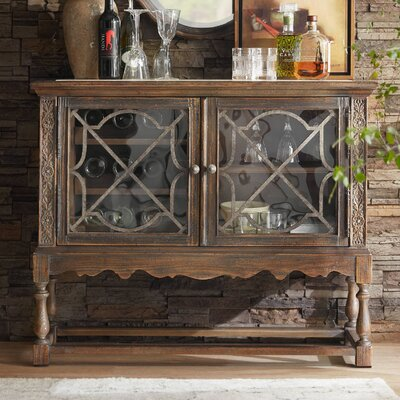 Hill Country Bar Cabinet Hooker Furniture