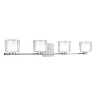Kurtz 4-Light Vanity Light by Ebern Designs