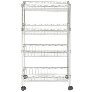 Storage Baker's Rack by Rebrilliant