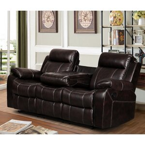Gabrielle Reclining Sofa by Living In Style