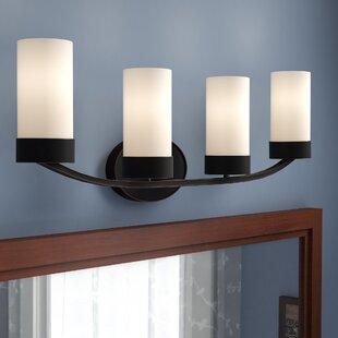 Andover Mills Sanderson 4-Light Vanity Light