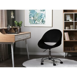 Cisbrough Armless Ergonomic Side Chair