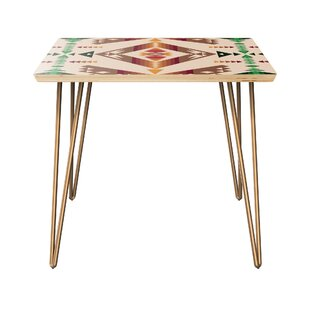 Arbor Lake End Table By Bloomsbury Market