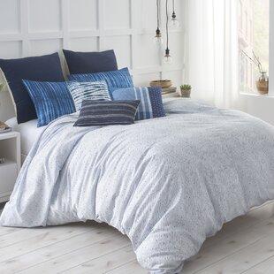 Shibori Chic Single Reversible Comforter
