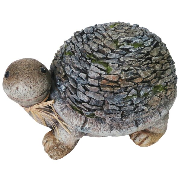 Turtle Garden Statues | Wayfair