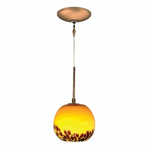 Evisage VI 1-Light Globe Pendant by Jesco Lighting