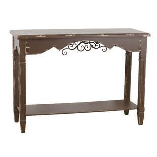 Azalea Traditional Farmhouse Console Table