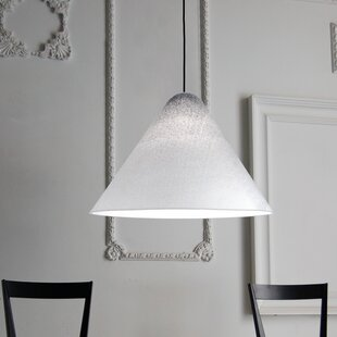 ZANEEN design Konica 1-Light Cone Pendant