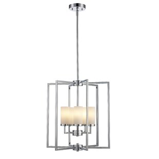 Orren Ellis Tedder 5-Light Lantern Pendant