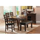 Leola Extendable Dining Table by Millwood Pines