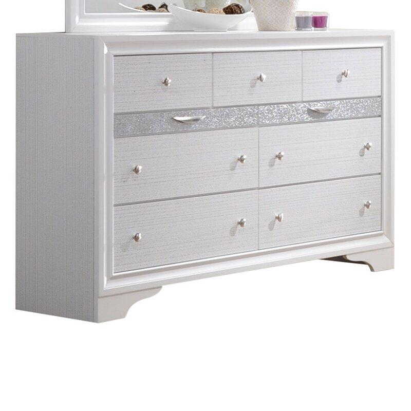 Hampton Sebrina 9 Drawer Dresser