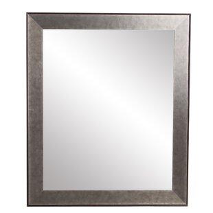 Williston Forge Gutierrez Worn Full Length Mirror