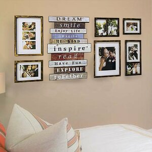 7 Piece Rosenthal Picture Frame Set