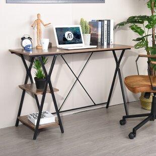 Balsam Reversible Desk by Latitude Run Best Choices