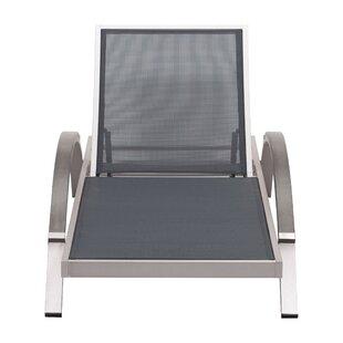 Mercury Row Pegasus Chaise Lounge