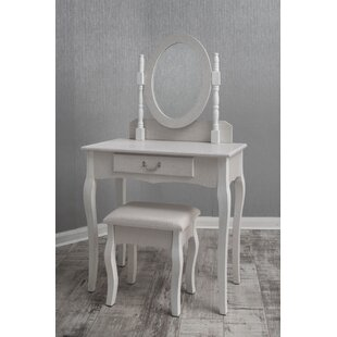 Dressing Table Set By Canora Grey
