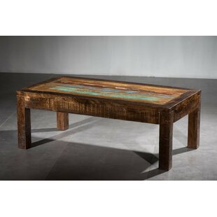 Torrance Wooden Coffee Table