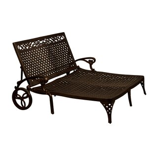 Darby Home Co Aldrich Double Chaise Lounge
