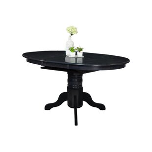 Alcott Hill Ashmore Solid Wood Dining Table