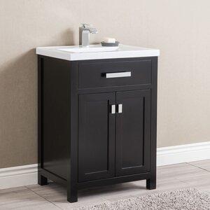 Knighten 24 Single Bathroom Vanity Set