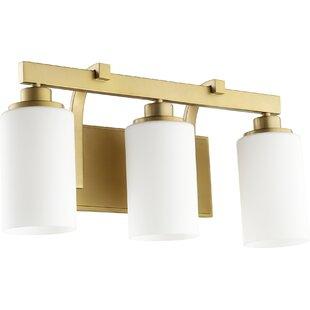 Andover Mills Lottie 3-Light Vanity Light