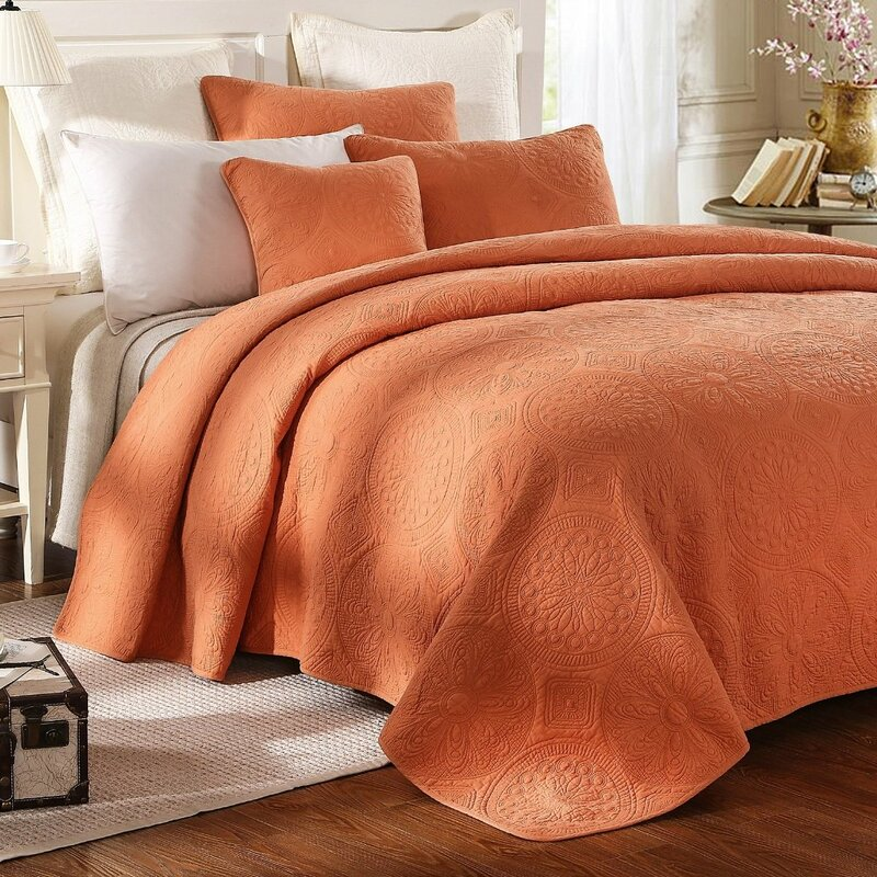 Tuscany Coverlet Set