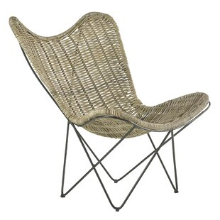 Cleek Butterfly Chair By Bay Isle Home