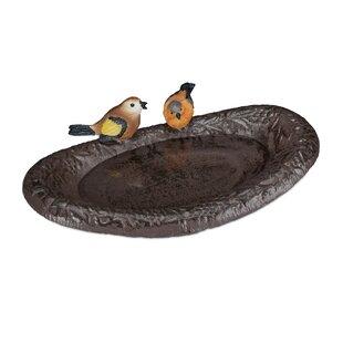 Mousseau Birdbath By Sol 72 Outdoor